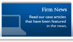 Read our case articles that have been featured in the news.