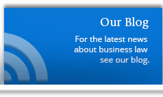 For the latest news about business law see our blog.